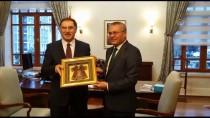 KAMU DENETÇİLİĞİ - Kamu Başdenetçisi Şeref Malkoç 2019 Yılını Değerlendirdi Açıklaması