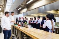 NENE HATUN - Kapadokya Üniversitesinden Lise Öğrencilerine Meksika Mutfağı Atölyesi