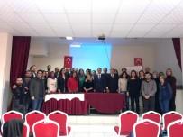 KARACADAĞ - Kayapınar İlçe Milli Eğitim Müdürü Öztürk, Öğrencilere Erasmus Eğitimi Verdi