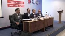 SINIR KAPISI - Kilis'te 'KOSGEB Destekleri Ve Sınır Ticareti' Konulu Toplantı