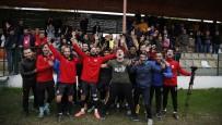 Kırkgöz Döşemealtı Belediye Spor Play-Of Yolunda Beymelek Engelini Tek Golle Geçti
