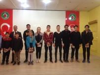 'Mevlidi Nebi' Bilgi Ve Şiir Yarışması Ödül Töreni Yapıldı