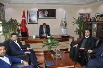 MEHMET KARACA - Milletvekili Toprak, Sincik İlçesine Yatırımların Yapılacağını Söyledi