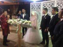 Muhammed Zübeyir Ve Saliha Teke İle Evlendi