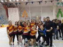 KASTAMONU ÜNIVERSITESI - Nevşehir'de Düzenlenen 2. Lig Üniversitelerarası Hentbol Şampiyonası Sona Erdi