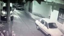 BUHARA - Şanlıurfa'da Otomobil Çalan Cezaevi Firarisi Yakalandı