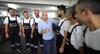 PETROL OFISI - 'Selim Bey' Ağır Vasıta Şoförlerinin Kabinlerini Yeniden Tasarlıyor