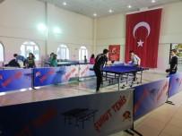 VEYSEL EROĞLU - Şuhut'ta Masa Tenisi Kulübü Çalışmalarına Devam Ediyor