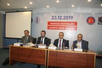 SINIR KAPISI - Suriye İle Ticaretin Önündeki Engeller Kaldırıldı