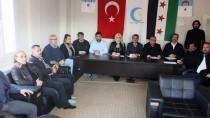 GÜVENLİ BÖLGE - Suriye Türkmenlerinden İdlib İçin Acil Yardım Çağrısı