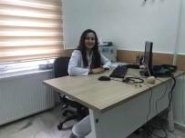 Türkeli'ye Atanan Çocuk Doktoru Göreve Başladı