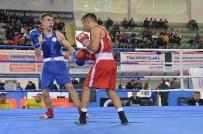 OKAY MEMIŞ - Türkiye Ferdi Boks Şampiyonası Erzurum'da Başladı