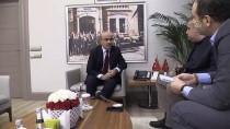 ADANA VALİSİ - Adana Valisi Demirtaş'tan Kentteki Sağanağa İlişkin Açıklama Açıklaması