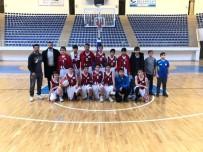 BASKETBOL TAKIMI - Anadolu Yıldızlar Ligi Basketbol Grup Müsabakaları Sona Erdi