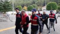 Antalya'da Eş Zamanlı Suç Örgütü Operasyonu Açıklaması 6 Tutuklama