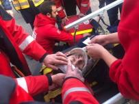 Arpaçay Devlet Hastanesi'nde Yangın Tatbikatı