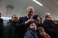 Ulaştırma ve Altyapı Bakanı - Bakan Turhan, Özel Gereksinimli Bireyleri YHT İle Konya'ya Uğurladı