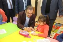 Başkan Deniz Köken'den Okul Ziyaretleri