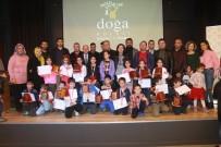 SATRANÇ FEDERASYONU - Doğa Kolejinde Küçükler Satranç İl Birinciliği Turnuvası Düzenlendi