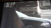 'Drift' Yapan Ve Ters Yönde Giden Sürücüye 15 Bin Lira Ceza Kesildi