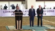 BILAL ERDOĞAN - Dünya Etnospor Konfederasyonu Başkanı Bilal Erdoğan, Azerbaycan'da