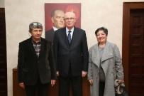 ESCEVDER Üyeleri Başkan Kurt'u Ziyaret Etti
