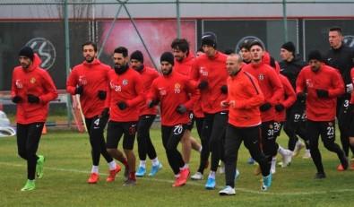 Eskişehirspor, Boluspor Maçı Hazırlıklarına Devam Etti