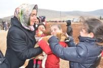 Harçlıklarıyla Sokak Hayvanlarına 2,5 Ton Sakatat Aldılar