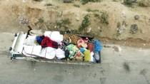 REYHANLI - İdlib'de Geçen Ay Başından Bu Yana En Az 215 Bin Sivil Yerinden Edildi