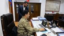 Iğdır İl Jandarma Komutanı Özdurhan, AA'nın 'Yılın Fotoğrafları' Oylamasına Katıldı
