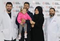 OMURİLİK - İki Yaşında Beyin Tümörü Ameliyatı Oldu
