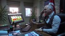 Kars Kültür Ve Turizm Müdürü Doğanay AA'nın 'Yılın Fotoğrafları' Oylamasına Katıldı