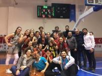 KADIN BASKETBOL TAKIMI - Kastamonu All Star Kadın Basketbol Takımı, İlk Galibiyetini Aldı