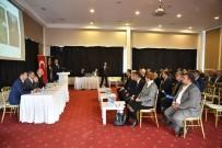 EKREM CANALP - KHGB Meclis Toplantısı Yapıldı