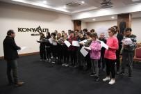 Konyaaltı Belediyesi Tiyatro Akademisi Başladı