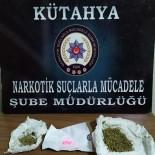 YONCALı - Kütahya'da Uyuşturucu Operasyonu Açıklaması 4 Gözaltı