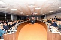 ADıYAMAN ÜNIVERSITESI - Milli Eğitim Platformu İlk Toplantısını Yaptı
