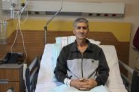 GÜNEYDOĞU ANADOLU BÖLGESİ - Nadir Görülen Kansere Yakalandı, Başarılı Operasyonla Kurtuldu