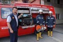 Nevşehir'de İtfaiye 2019 Yılında 281 Yangına Müdahale Etti