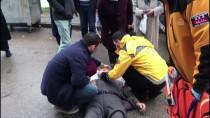 Orhangazi'de Otomobilin Çarptığı Yaya Yaralandı