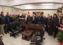 Osmancık YBO Müdürlüğü'ne Medet Sezgen Atandı
