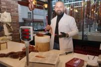 MURAT KAYA - (Özel) Ünü Dünya'ya Dağılan Kastamonu Pastırmasının Fiyatı 140 Liradan Satılıyor