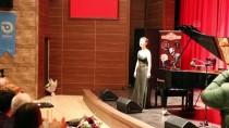 PIYANIST - Piyanist Birsen Ulucan Tekirdağ'da Sahne Aldı