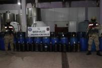 Piyasaya Sahte İçki Sürmeye Hazırlanan 3 Kişi Tutukladı