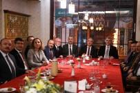 KASTAMONU ÜNIVERSITESI - Rektör İbrahim Taş, Batı Karadeniz Üniversiteler Birliği Toplantısına Katıldı