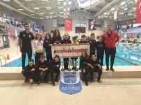 ALI EMRE - SANKOLU Yüzücüler Kurtuluş Kupası İçin Kulaç Attı