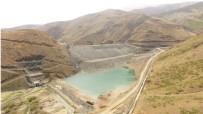 TARIM ARAZİSİ - Turnaçayırı Barajı Yüzde 99 Seviyelerine Ulaştı