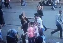 DAYAK - Ümraniye'de Kadını Döven Şahsa Vatandaştan Dayak