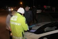 Ürgüp'te Polis Ekipleri Tarafından Uygulama Yapıldı