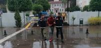 2 Motosikleti Çalan Şüpheliler Gezerken Yakalandı